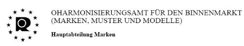 OHARMONISIERUNGSAMT FÜR DEN BINNENMARKT